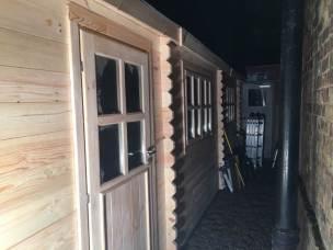 Commercial Log Cabin