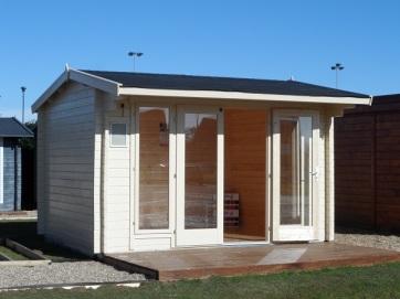 jubilee-log cabin-show-site