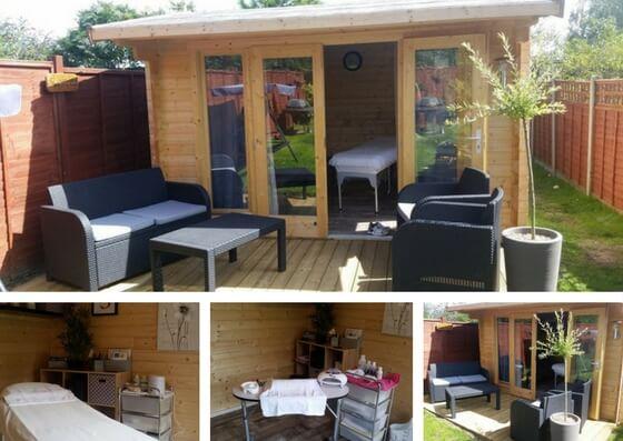 Jubilee Log Cabin