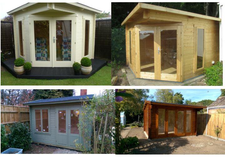 Summerhouse selection
