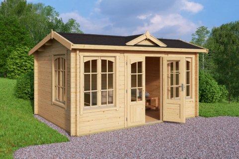 Windsor 44 Log Cabin