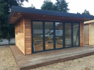 Our Burlingham Building Range consists of garden rooms constructed to the building regulations standards and have a very high energy efficiency.